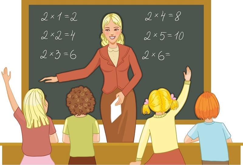 Картинка профессии учителя для детей