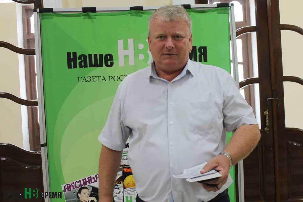 Григорий КОЧИН, глава администрации Мокрологского сельского поселения