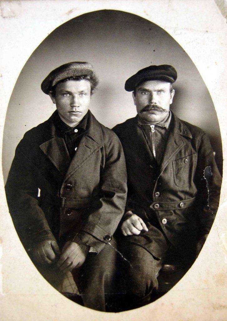 Геннадий и Савелий Куклины.