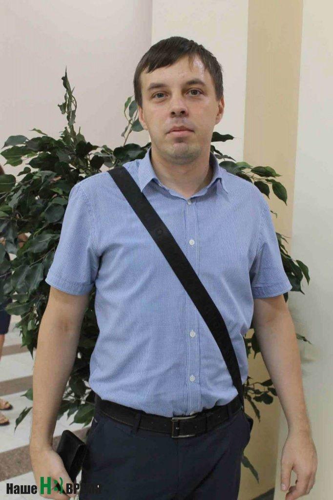Вячеслав ЖУГИН, сектор малого бизнеса районной администрации