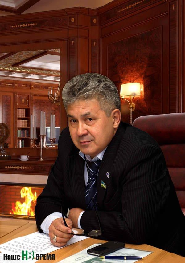 Махмут САЛИМОВ: «Не хочу, чтобы мои сын и внук воевали. Однако чтобы поставить точку в этом вопросе, нужно зорко стоять на защите Отечества. И с казаками в этом вопросе мы заодно!»