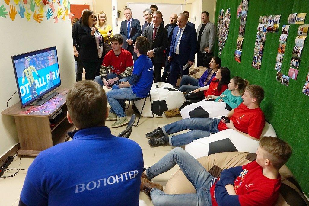 Неменее 10 тыс. человек хотят стать ростовскими волонтерами наЧМ-18