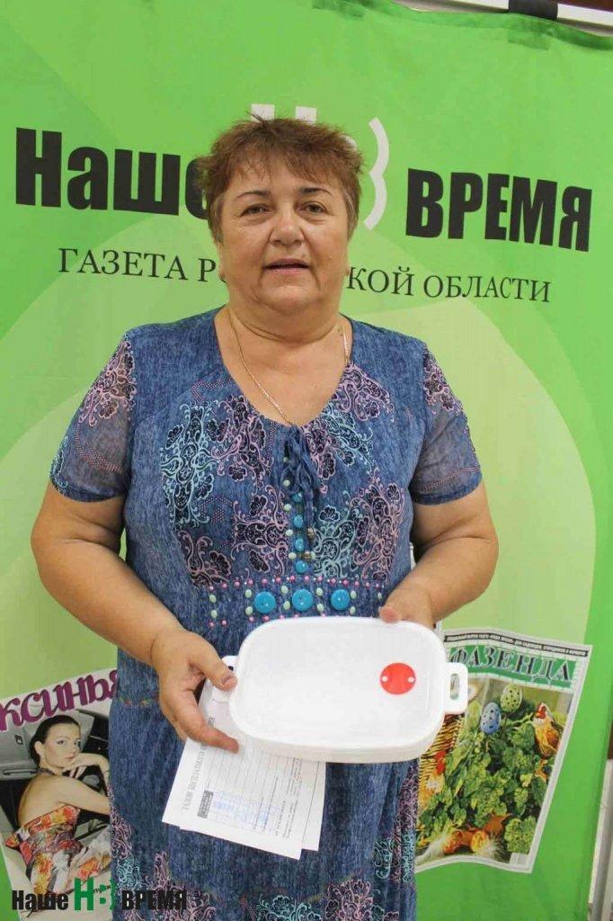 Наталья ЛИПИЧ, директор СДК хутора Новая Бахмутовка: