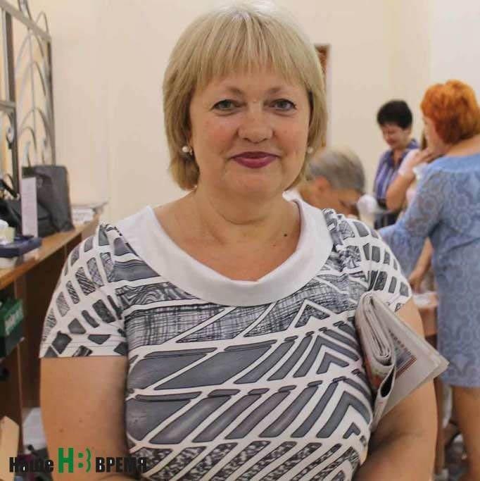 Ольга СИЗОВА, заместитель начальника управления социальной защиты населения Октябрьского района