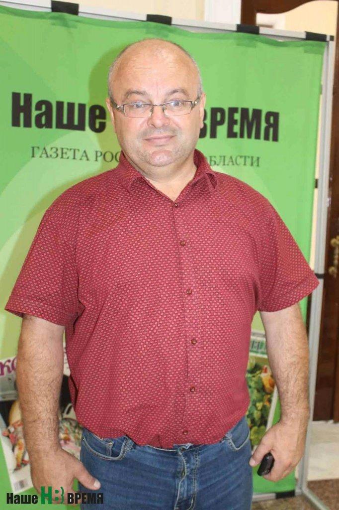 Сергей ФИЛИМОНОВ, глава администрации Кривянского сельского поселения