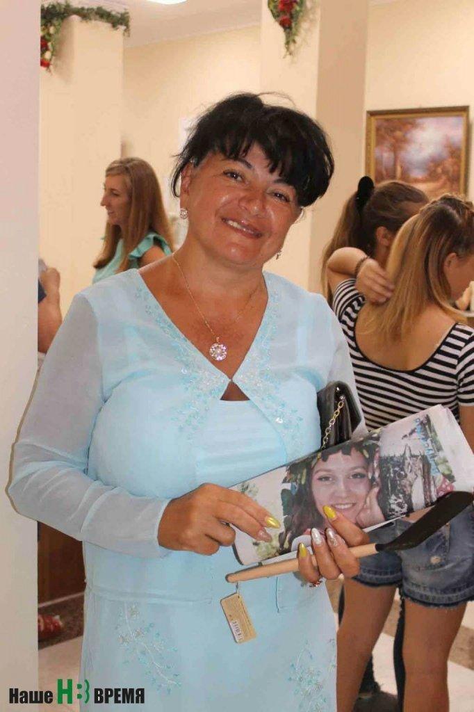 Ирина ПЛЕНЕРТ, работает в школе хутора Ягодинка